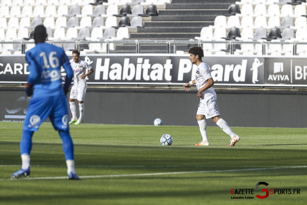 Football Amical Amiens Sc Vs Chambly 0024 Leandre Leber Gazettesports
