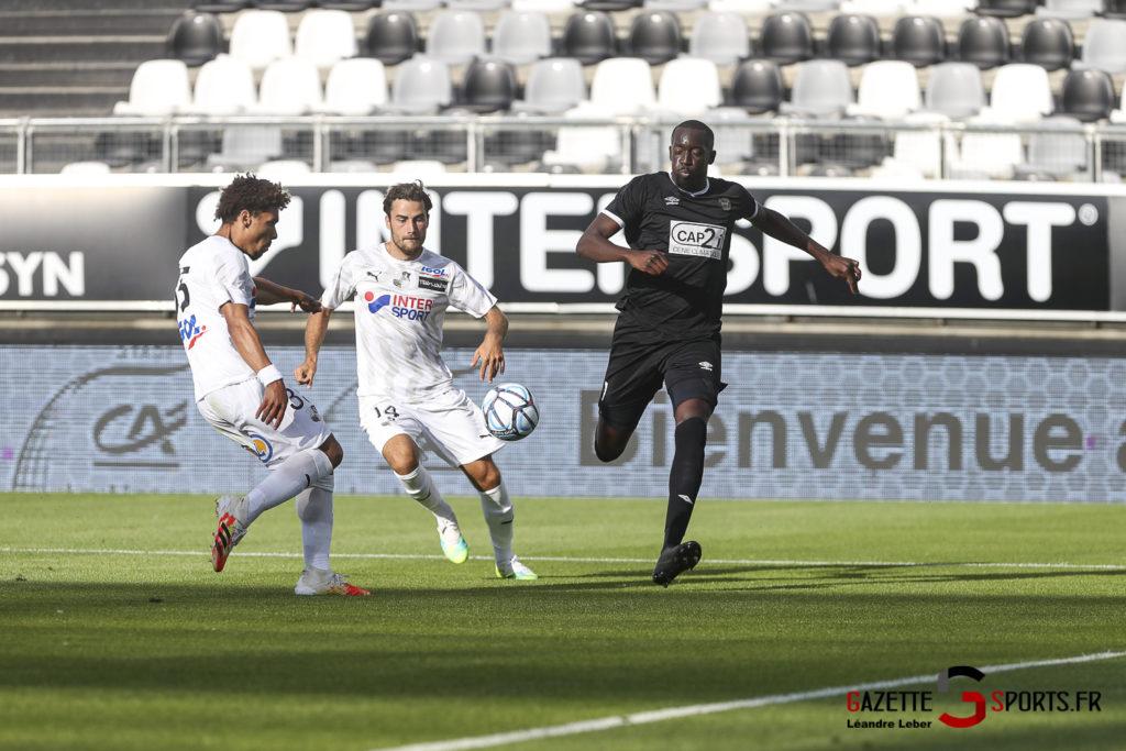 Football Amical Amiens Sc Vs Chambly 0026 Leandre Leber Gazettesports