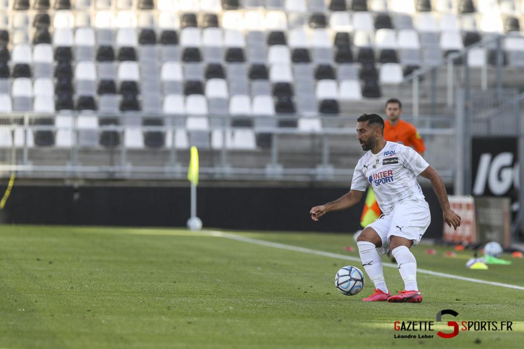Football Amical Amiens Sc Vs Chambly 0027 Leandre Leber Gazettesports