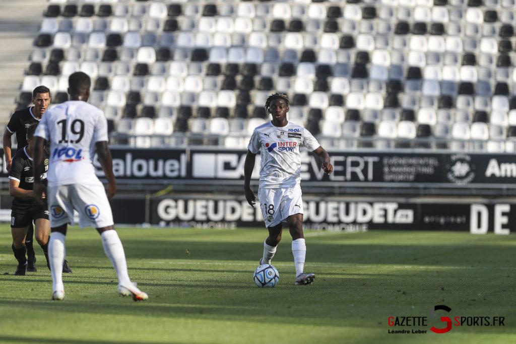 Football Amical Amiens Sc Vs Chambly 0028 Leandre Leber Gazettesports