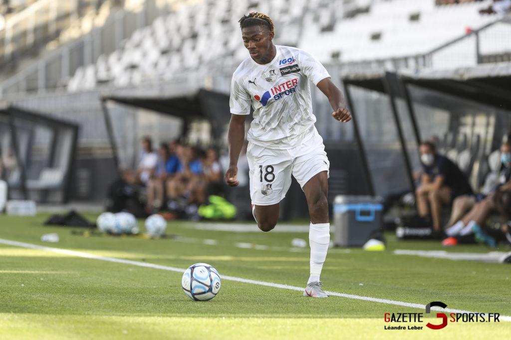 Football Amical Amiens Sc Vs Chambly 0030 Leandre Leber Gazettesports