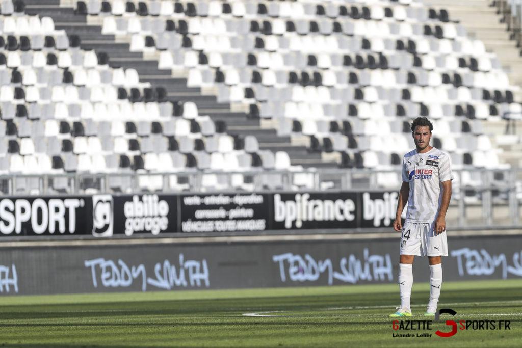 Football Amical Amiens Sc Vs Chambly 0032 Leandre Leber Gazettesports