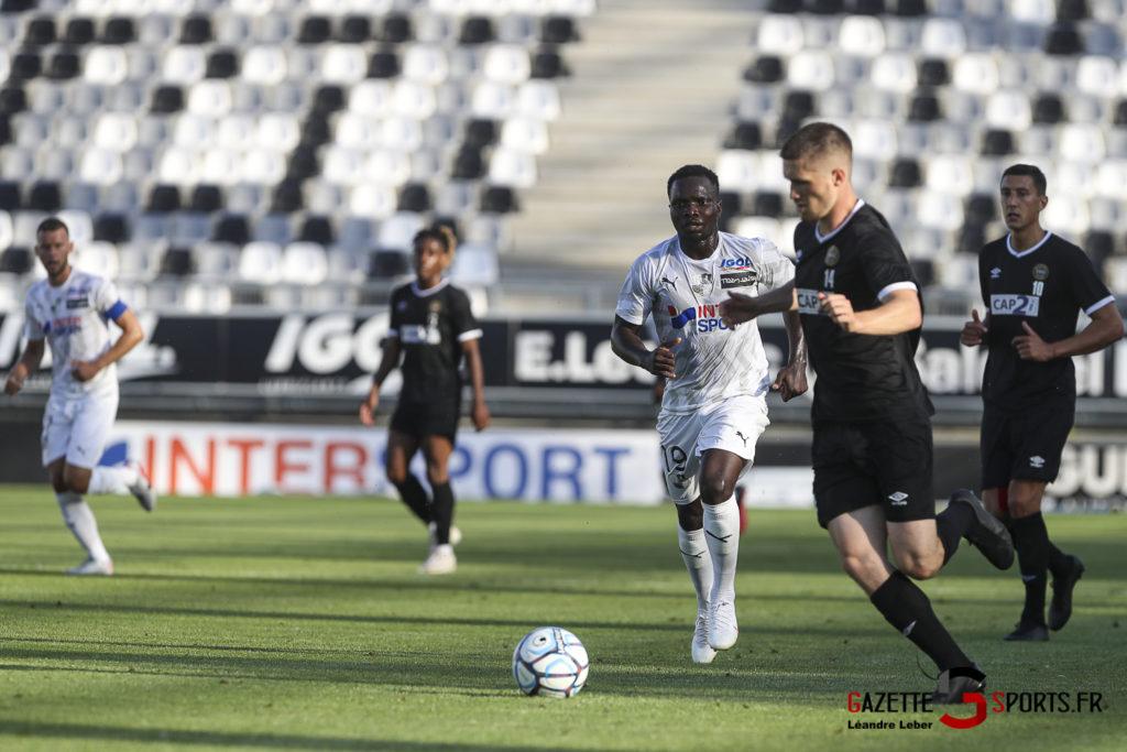 Football Amical Amiens Sc Vs Chambly 0036 Leandre Leber Gazettesports