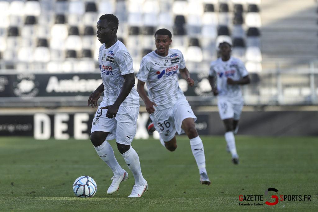Football Amical Amiens Sc Vs Chambly 0037 Leandre Leber Gazettesports