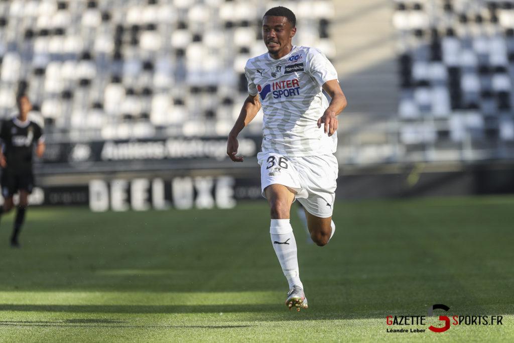 Football Amical Amiens Sc Vs Chambly 0038 Leandre Leber Gazettesports