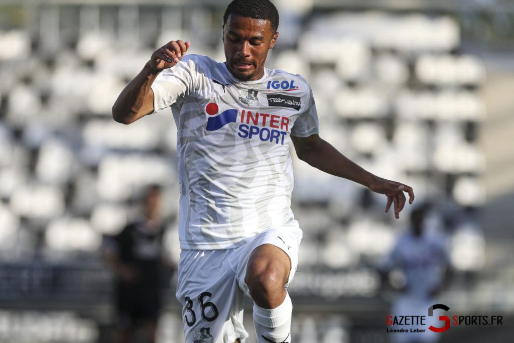 Football Amical Amiens Sc Vs Chambly 0039 Leandre Leber Gazettesports