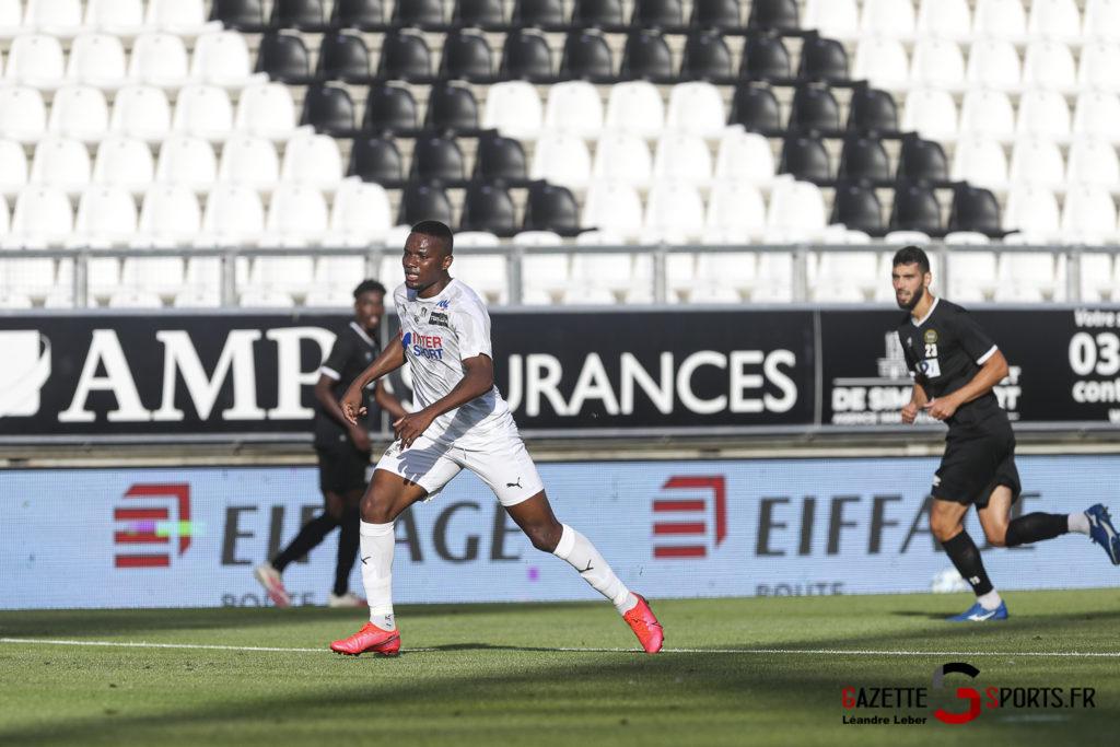Football Amical Amiens Sc Vs Chambly 0041 Leandre Leber Gazettesports