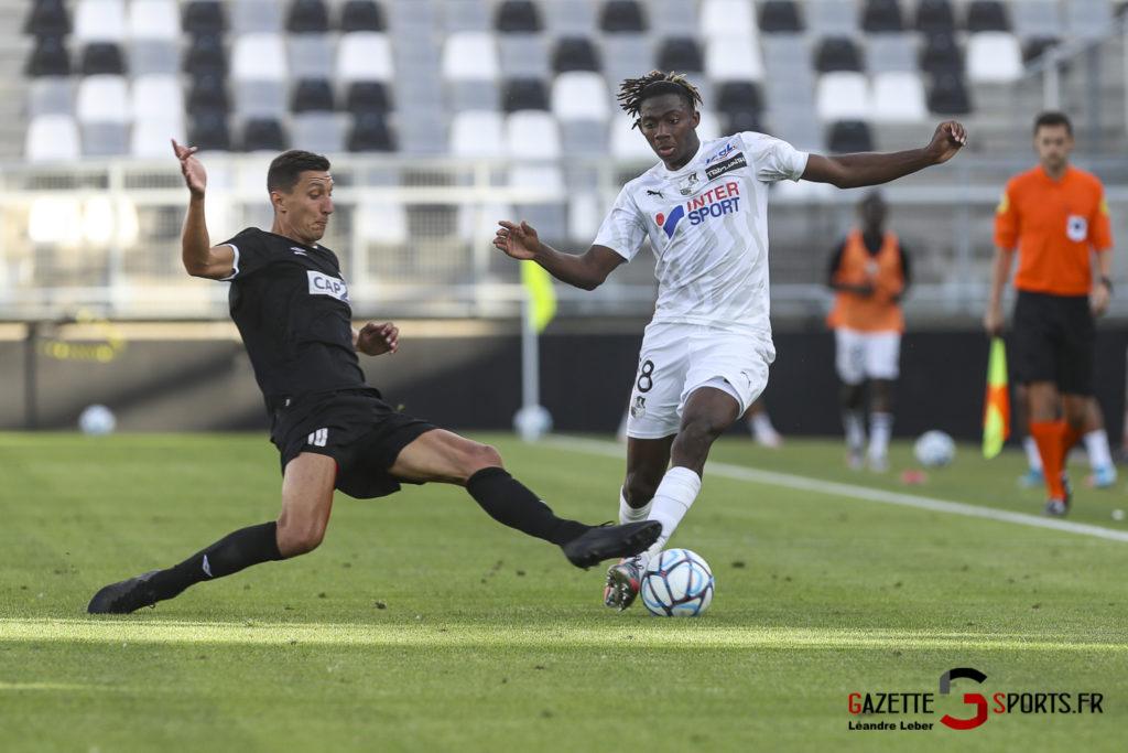 Football Amical Amiens Sc Vs Chambly 0046 Leandre Leber Gazettesports