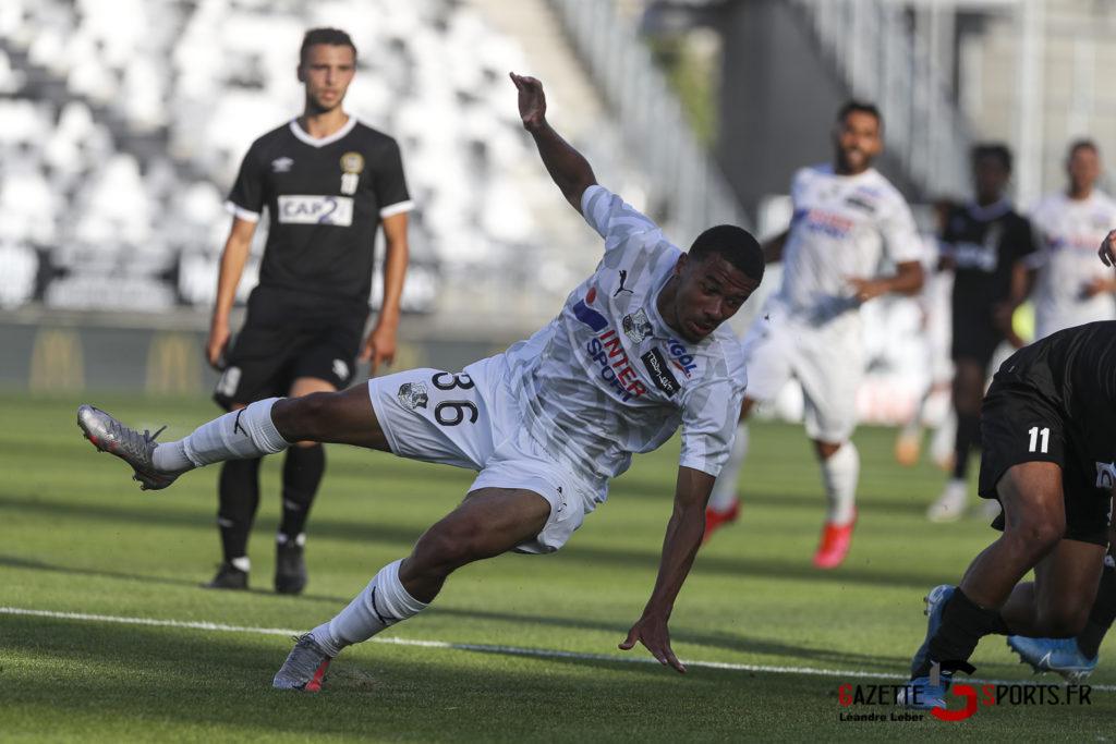 Football Amical Amiens Sc Vs Chambly 0047 Leandre Leber Gazettesports