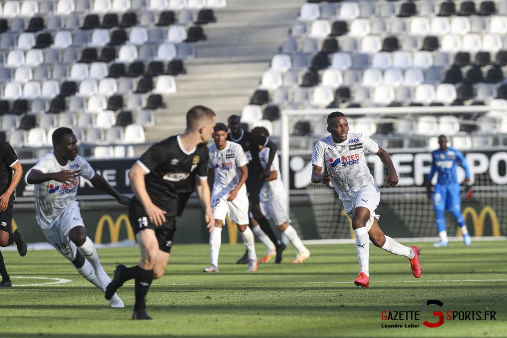 Football Amical Amiens Sc Vs Chambly 0048 Leandre Leber Gazettesports
