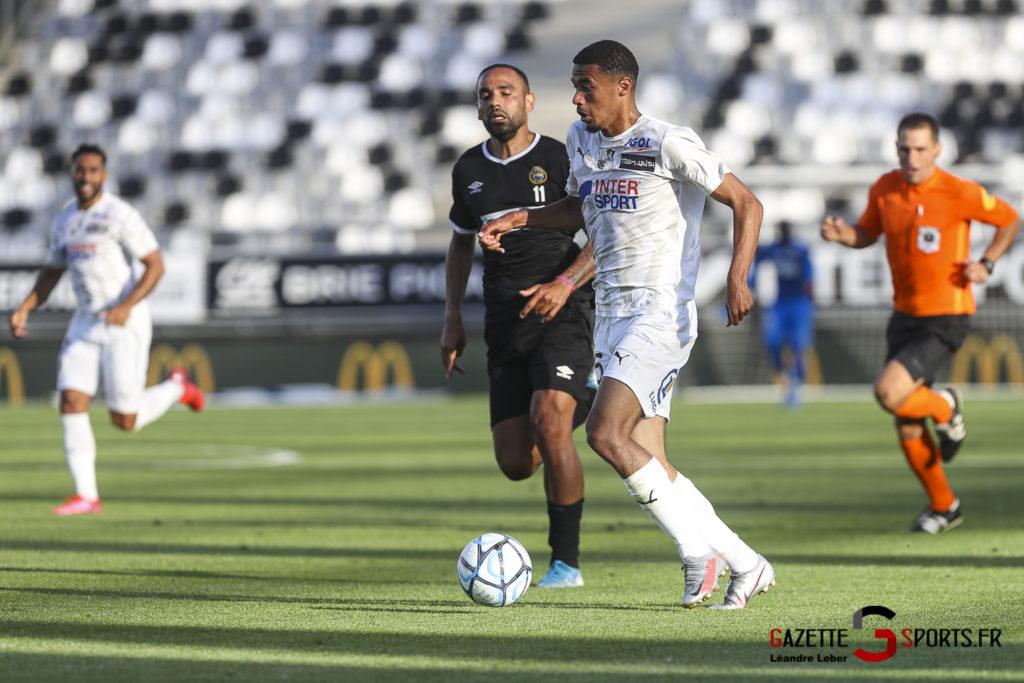 Football Amical Amiens Sc Vs Chambly 0049 Leandre Leber Gazettesports