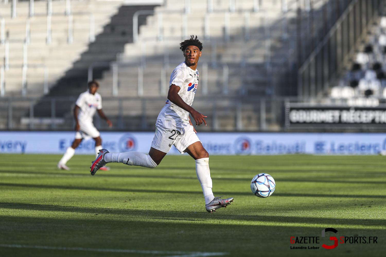 Football Amical Amiens Sc Vs Chambly 0051 Leandre Leber Gazettesports