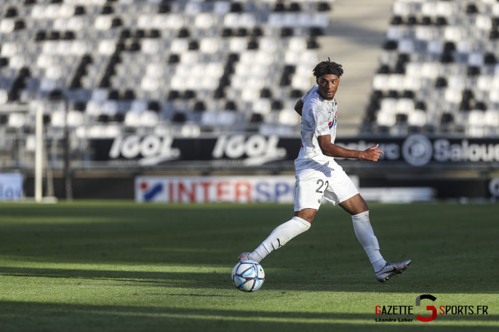 Football Amical Amiens Sc Vs Chambly 0052 Leandre Leber Gazettesports