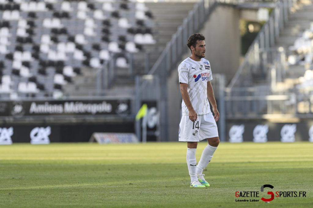 Football Amical Amiens Sc Vs Chambly 0055 Leandre Leber Gazettesports