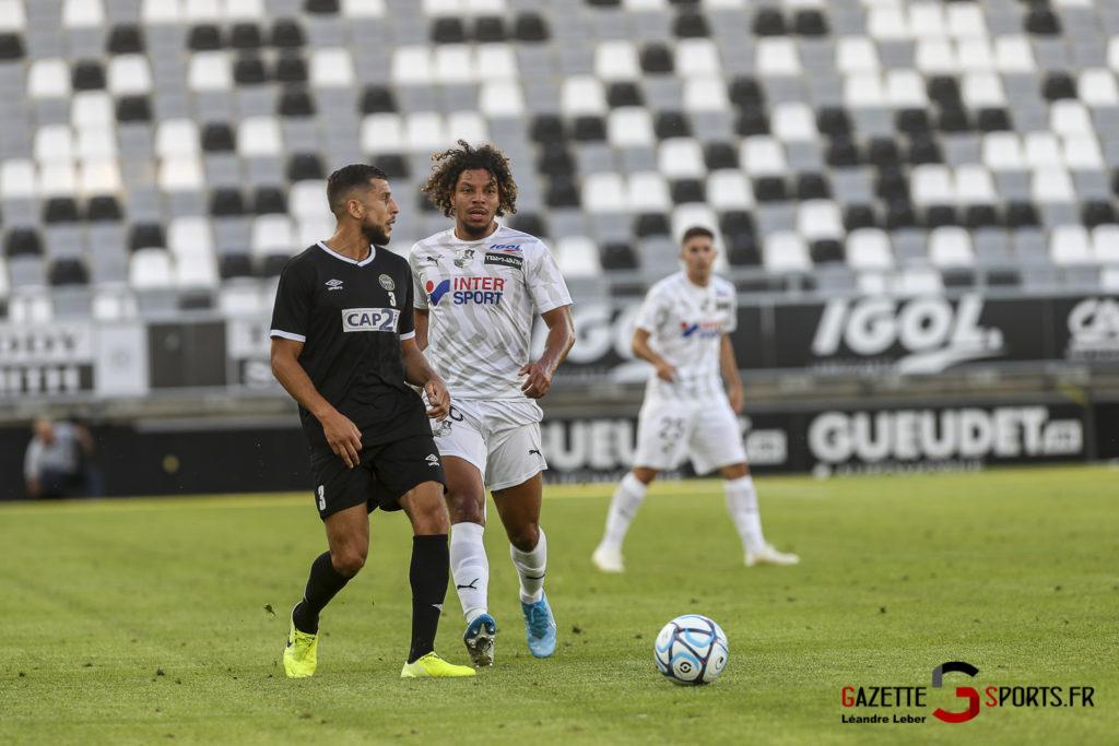 Football Amical Amiens Sc Vs Chambly 0057 Leandre Leber Gazettesports