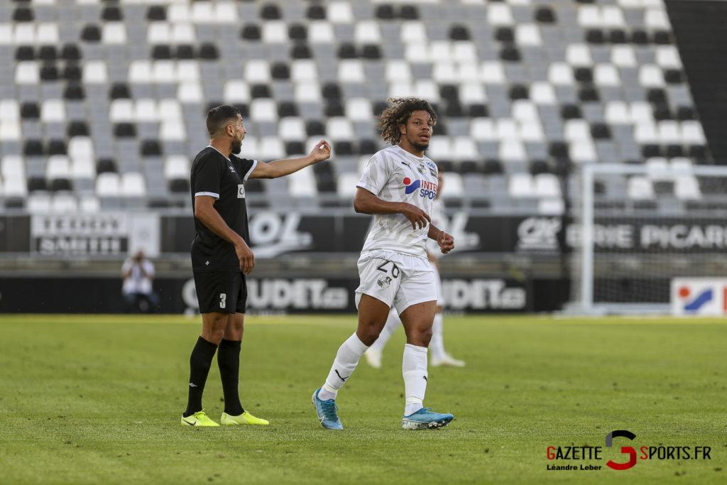 Football Amical Amiens Sc Vs Chambly 0058 Leandre Leber Gazettesports