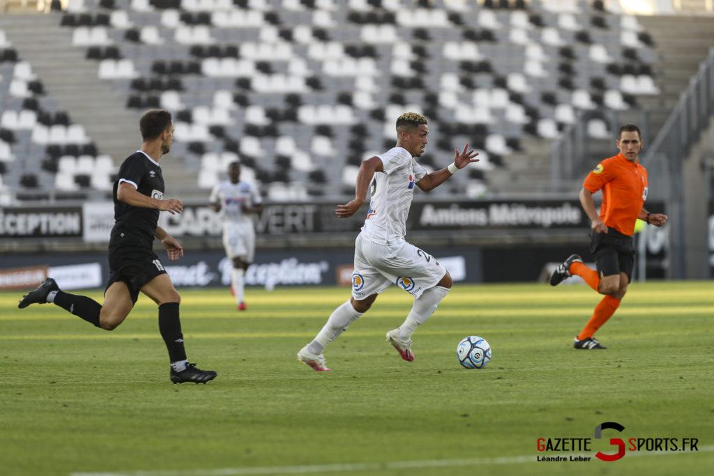 Football Amical Amiens Sc Vs Chambly 0059 Leandre Leber Gazettesports