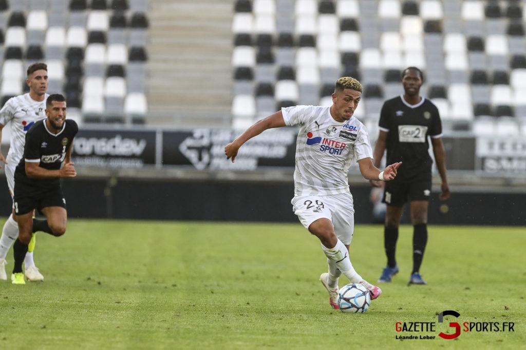 Football Amical Amiens Sc Vs Chambly 0060 Leandre Leber Gazettesports