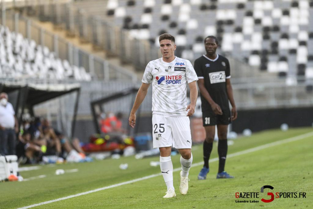 Football Amical Amiens Sc Vs Chambly 0061 Leandre Leber Gazettesports
