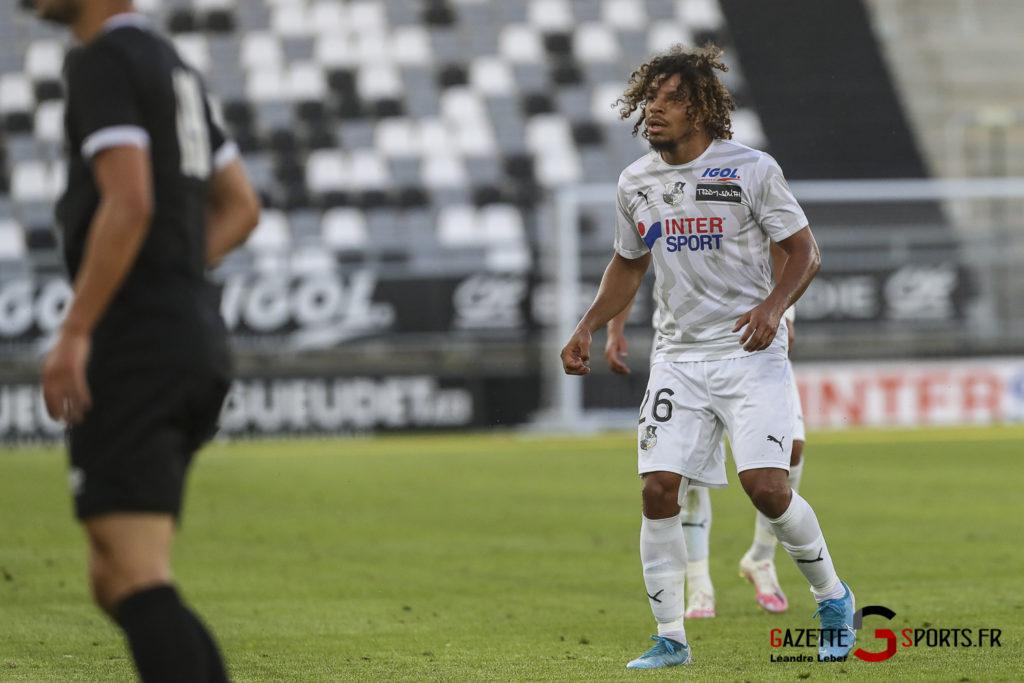 Football Amical Amiens Sc Vs Chambly 0062 Leandre Leber Gazettesports