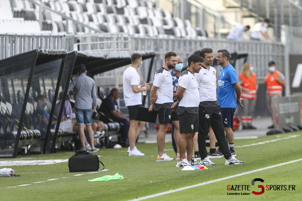 Football Amical Amiens Sc Vs Chambly Luka Elsner 0004 Leandre Leber Gazettesports