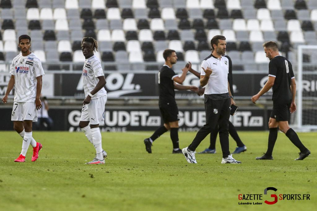 Football Amical Amiens Sc Vs Chambly Luka Elsner 0005 Leandre Leber Gazettesports