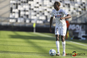 Football Amiens Sc Vs Valenciennes Amical 0010 Leandre Leber Gazettesports