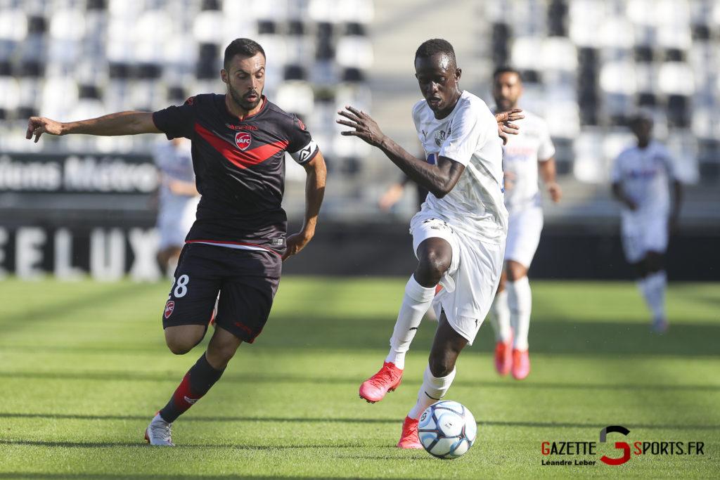 Football Amiens Sc Vs Valenciennes Amical 0022 Leandre Leber Gazettesports