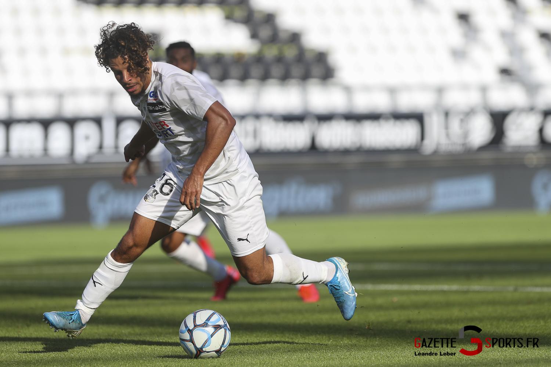 Football Amiens Sc Vs Valenciennes Amical 0031 Leandre Leber Gazettesports