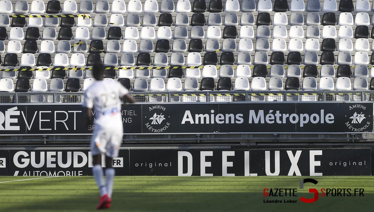 Football Amiens Sc Vs Valenciennes Amical 0037 Leandre Leber Gazettesports