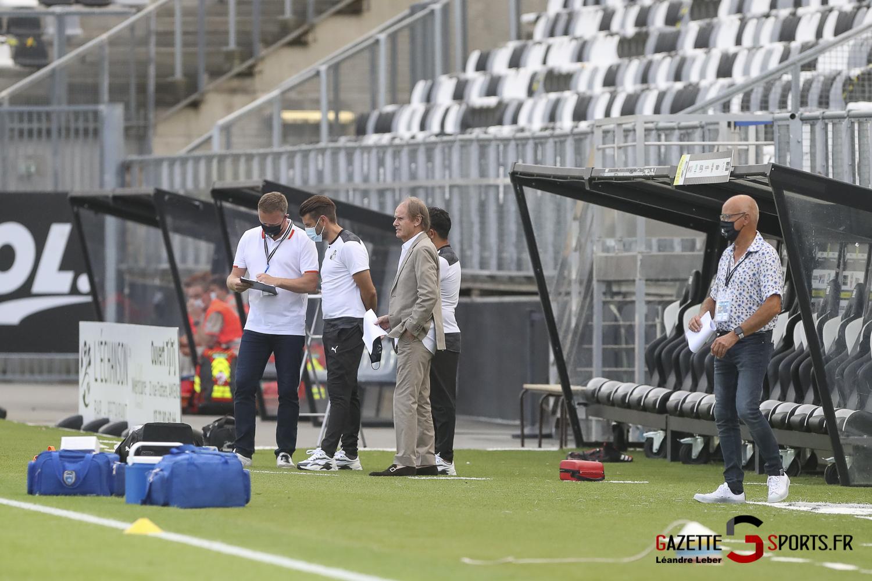 Football Ligue 2 Amiens Sc Vs Troyes Amical 0001 Leandre Leber Gazettesports