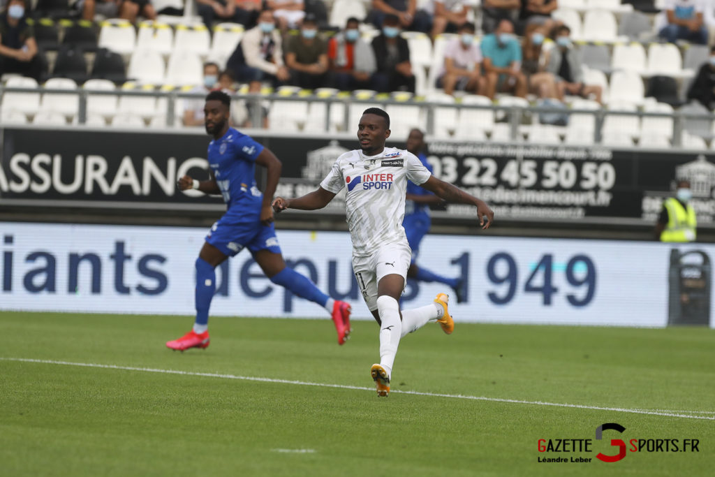 Football Ligue 2 Amiens Sc Vs Troyes Amical 0006 Leandre Leber Gazettesports