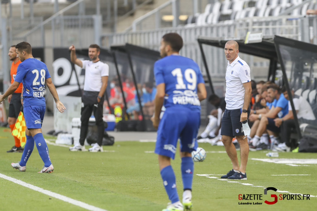 Football Ligue 2 Amiens Sc Vs Troyes Amical 0009 Leandre Leber Gazettesports