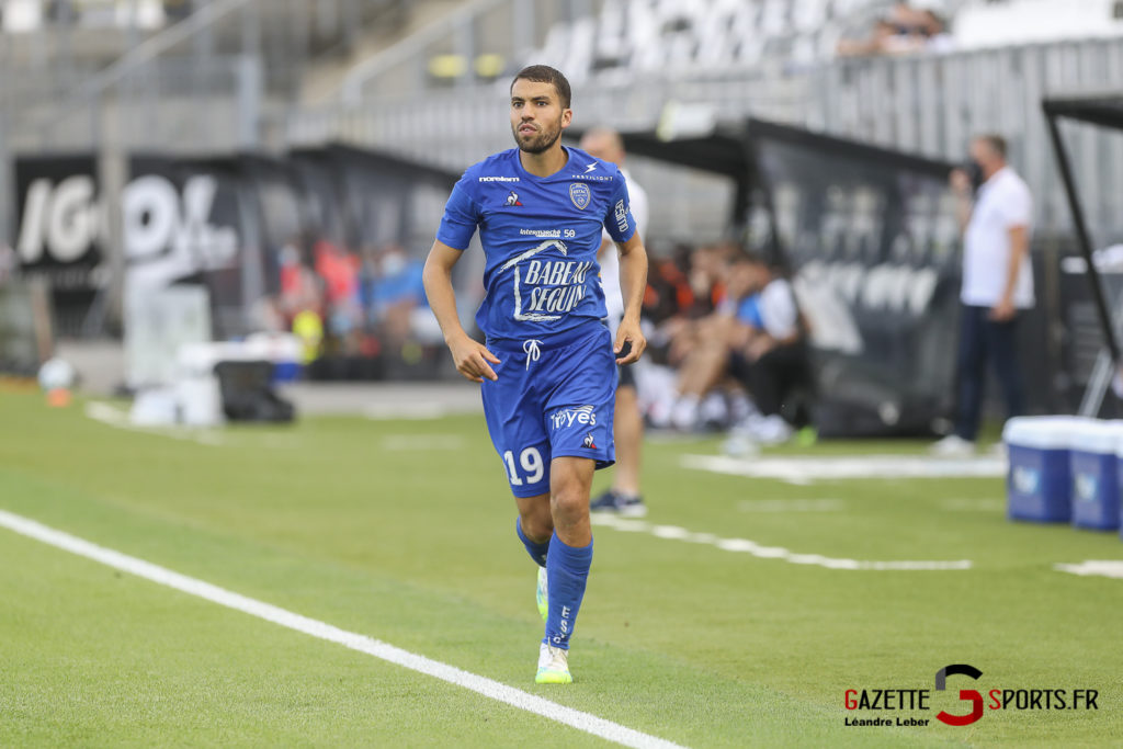 Football Ligue 2 Amiens Sc Vs Troyes Amical 0010 Leandre Leber Gazettesports