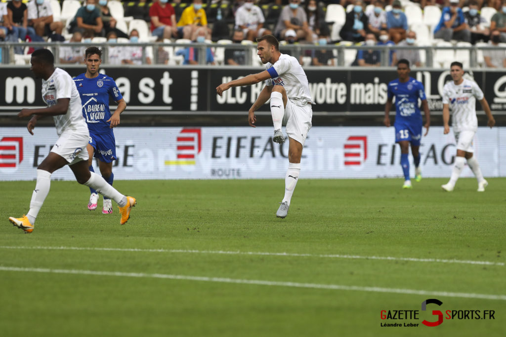 Football Ligue 2 Amiens Sc Vs Troyes Amical 0011 Leandre Leber Gazettesports