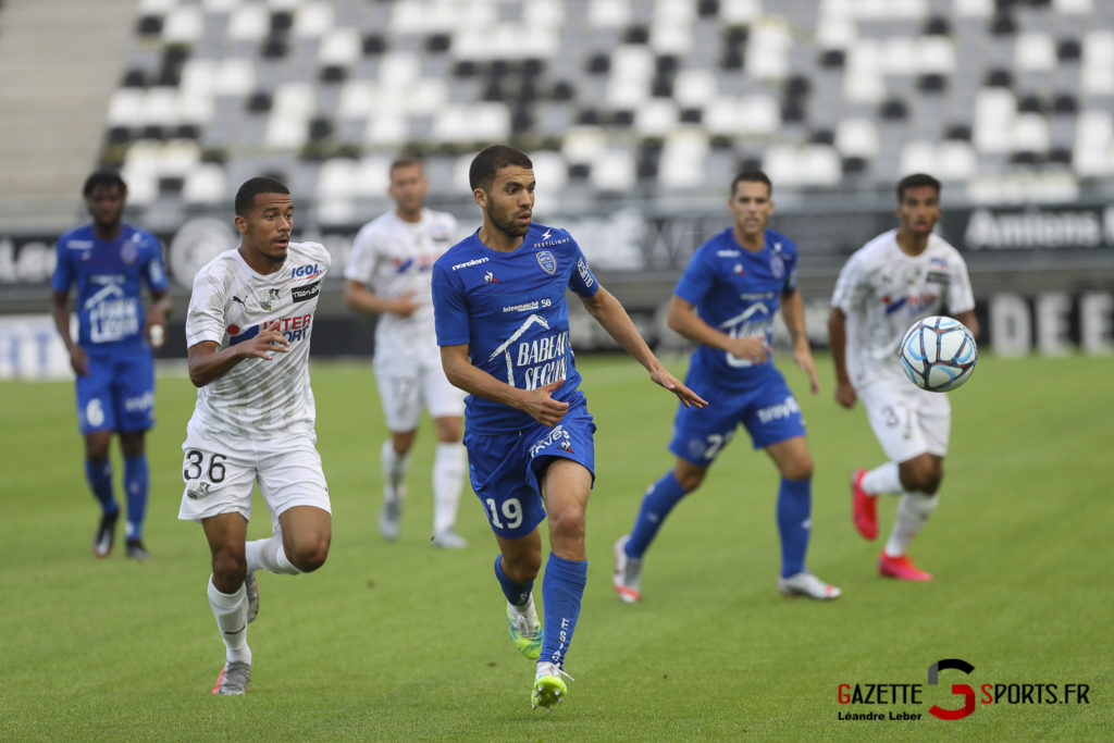 Football Ligue 2 Amiens Sc Vs Troyes Amical 0013 Leandre Leber Gazettesports