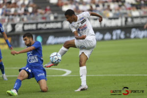 Football Ligue 2 Amiens Sc Vs Troyes Amical 0016 Leandre Leber Gazettesports