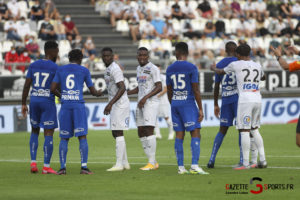 Football Ligue 2 Amiens Sc Vs Troyes Amical 0019 Leandre Leber Gazettesports