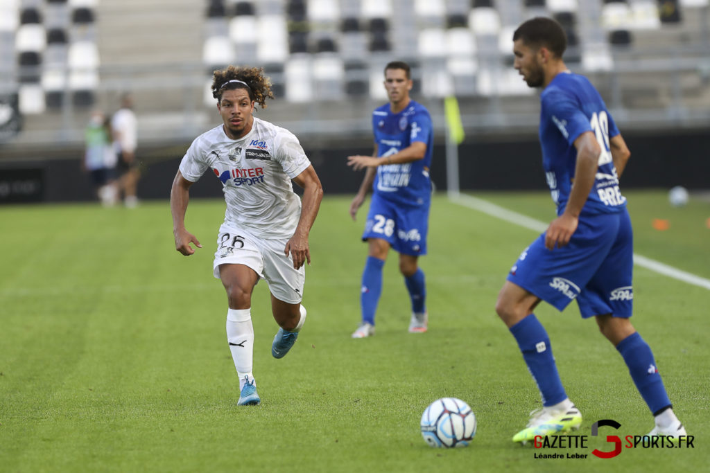 Football Ligue 2 Amiens Sc Vs Troyes Amical 0022 Leandre Leber Gazettesports