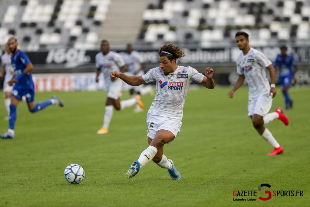 Football Ligue 2 Amiens Sc Vs Troyes Amical 0024 Leandre Leber Gazettesports