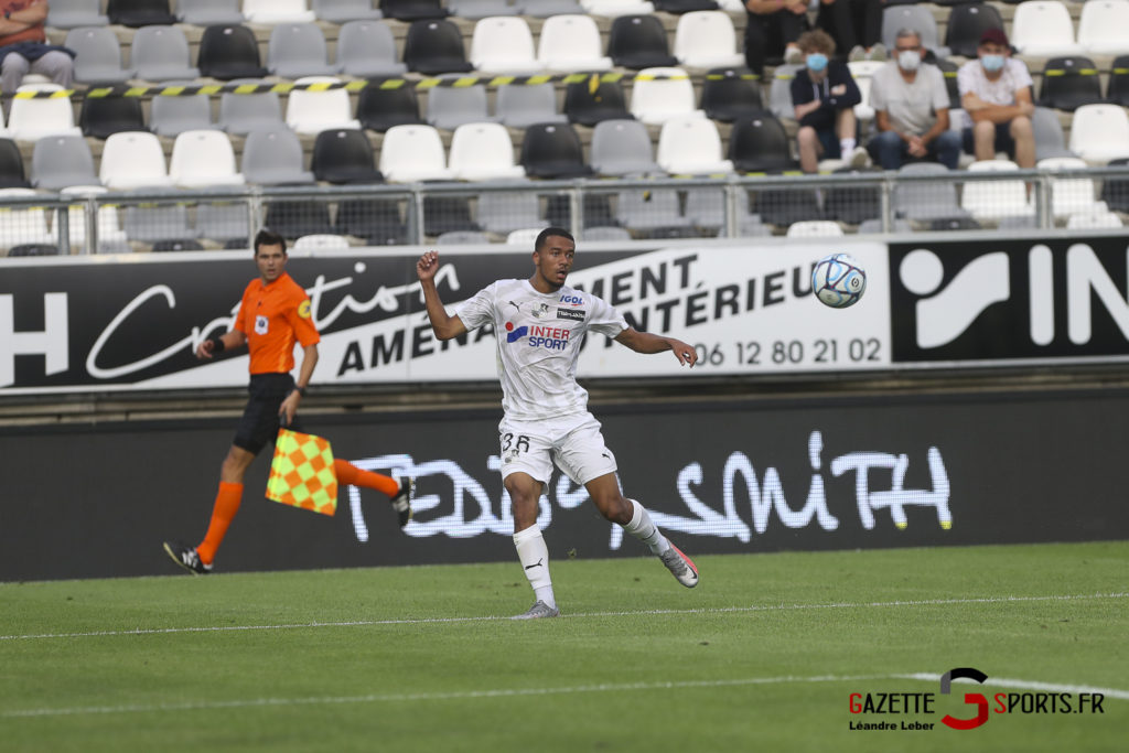 Football Ligue 2 Amiens Sc Vs Troyes Amical 0026 Leandre Leber Gazettesports
