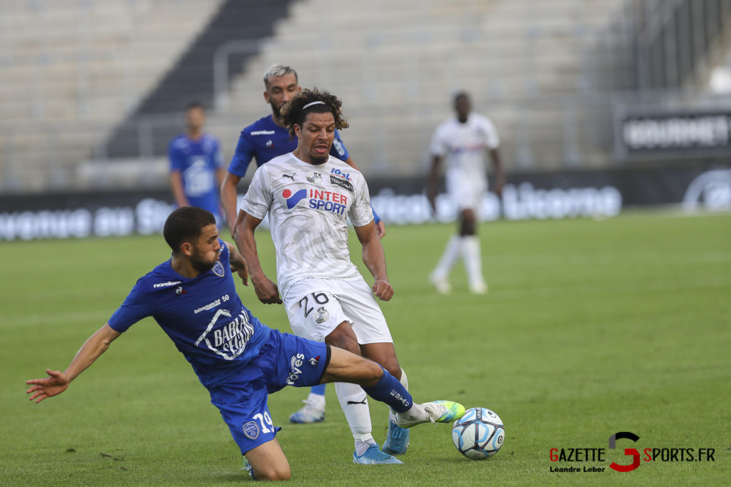 Football Ligue 2 Amiens Sc Vs Troyes Amical 0027 Leandre Leber Gazettesports