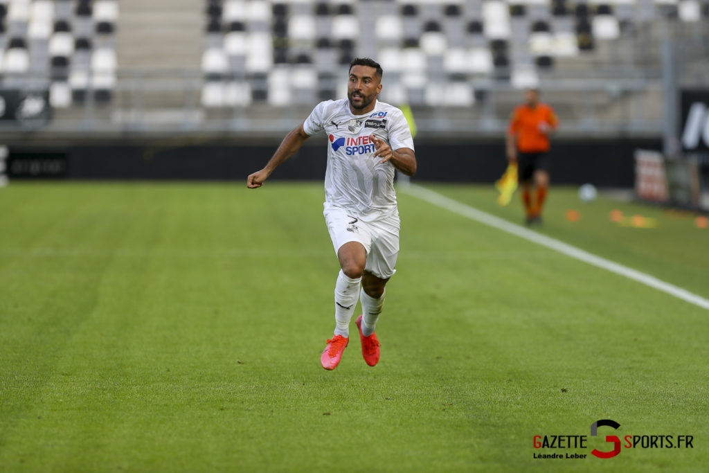 Football Ligue 2 Amiens Sc Vs Troyes Amical 0029 Leandre Leber Gazettesports