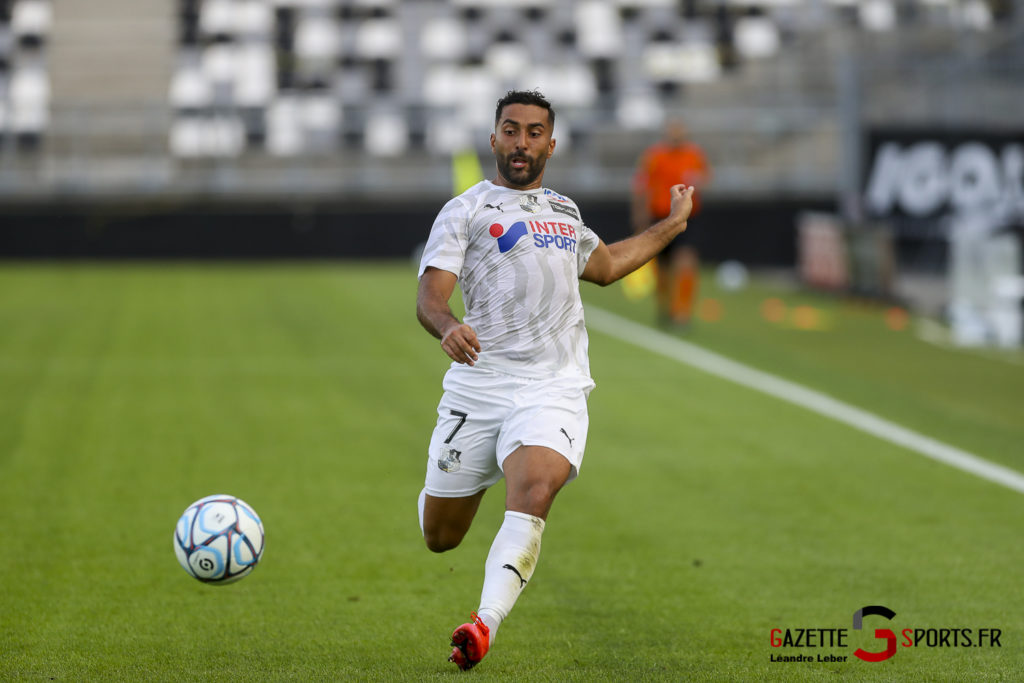 Football Ligue 2 Amiens Sc Vs Troyes Amical 0030 Leandre Leber Gazettesports