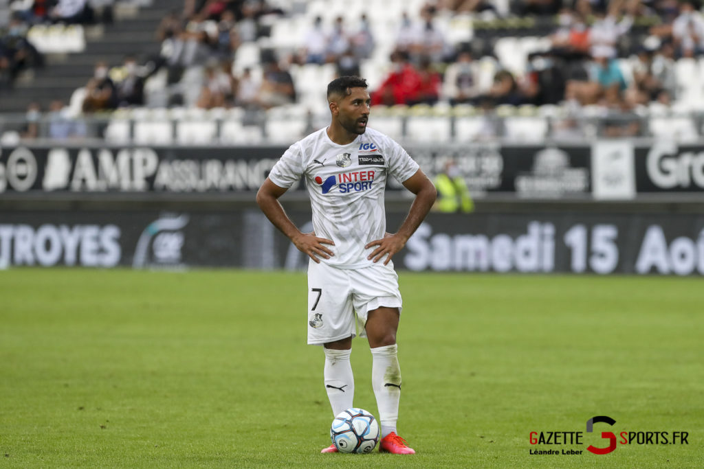 Football Ligue 2 Amiens Sc Vs Troyes Amical 0034 Leandre Leber Gazettesports