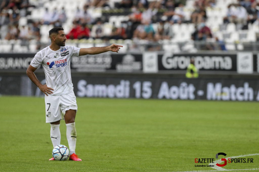 Football Ligue 2 Amiens Sc Vs Troyes Amical 0035 Leandre Leber Gazettesports