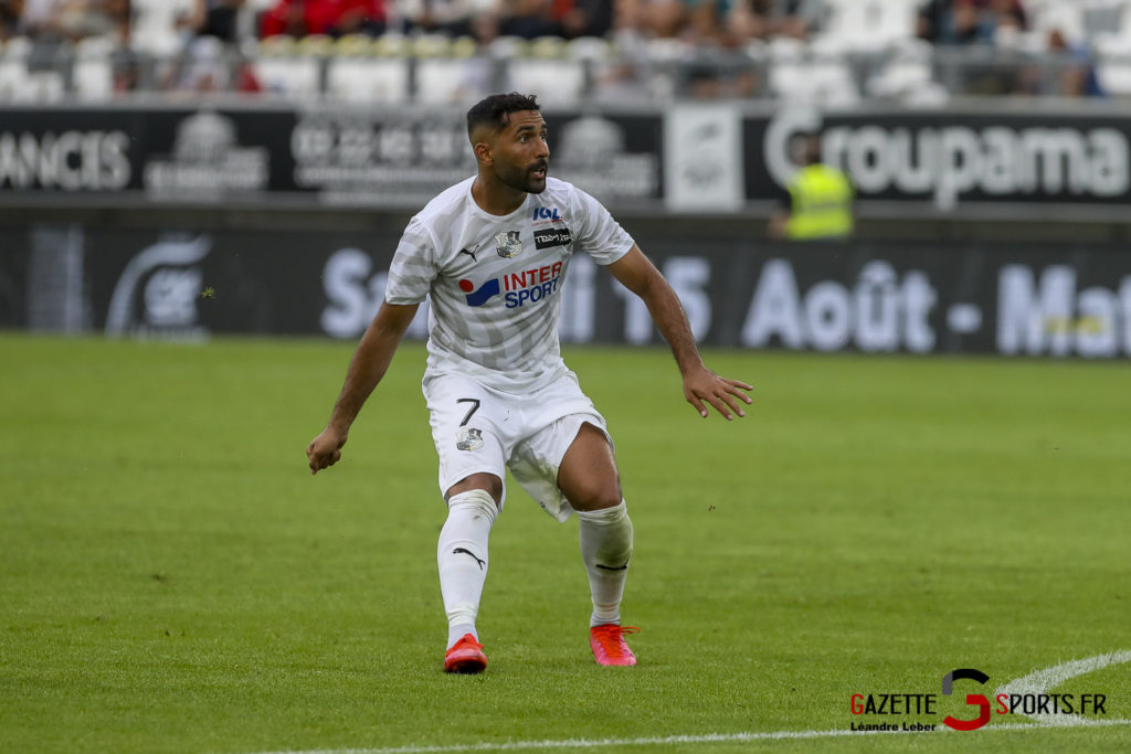 Football Ligue 2 Amiens Sc Vs Troyes Amical 0036 Leandre Leber Gazettesports