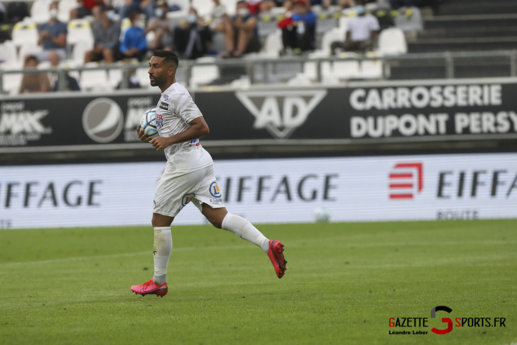 Football Ligue 2 Amiens Sc Vs Troyes Amical 0039 Leandre Leber Gazettesports