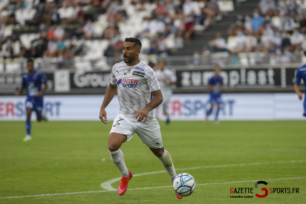 Football Ligue 2 Amiens Sc Vs Troyes Amical 0040 Leandre Leber Gazettesports