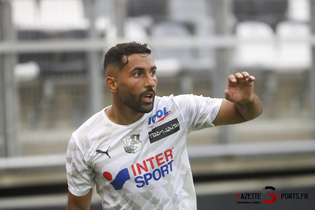 Football Ligue 2 Amiens Sc Vs Troyes Amical 0041 Leandre Leber Gazettesports